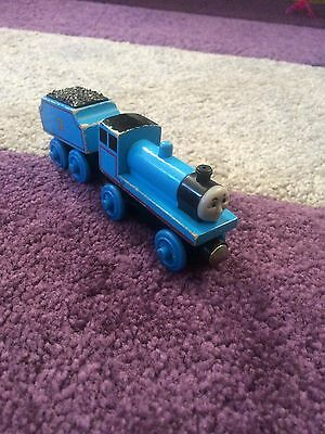 Wooden Magnetic Thomas The Tank Engine And Friends-Edward