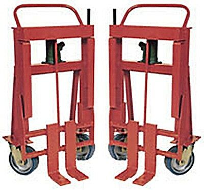 Rol-A-Lift Moving Dollies Heavy Duty Rolalift Dolly Safe Piano M-4 4000 lbs New