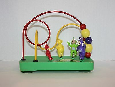 Vintage Teletubbies Bead Maze Wire