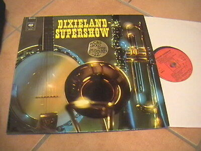 1/1 Dixieland Supershow -  CBS 68202 // Doppel LP TOP