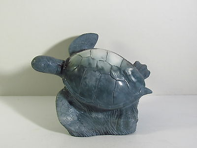 G H Cook Collectibles - Fine Art Sculptures -  Sea Turtle - Made In Usa