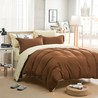 1500 Series Sheet Bedding Set Solid Multiple Colors Single Twin Full Queen Doub