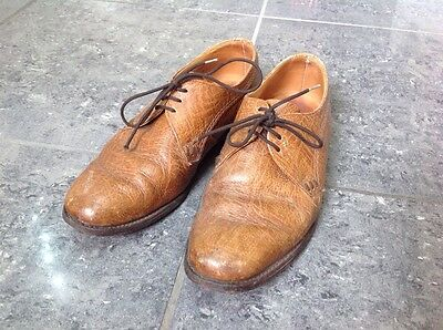 vintage LOAKES brogues 1940's shoes