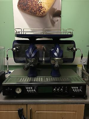 Wega Sibila 2 Group Automatic Espresso Coffee Machine Used