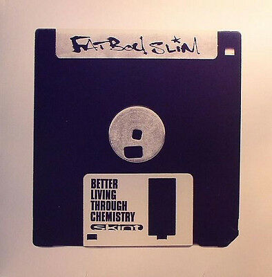 Fatboy Slim - Better Living Through Chemistry 2LP New Sealed