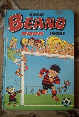 Beano Annual 1980 Good/Poor Condition Lot2299