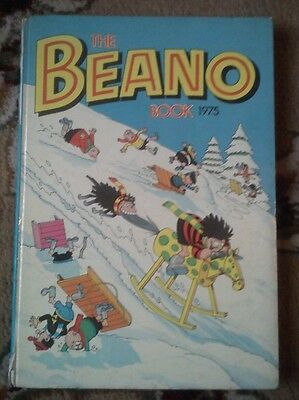 Beano Annual 1975 Good Condition Lot5629