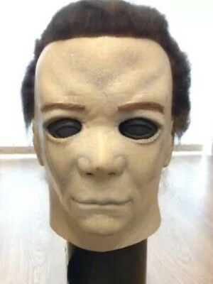 Michael Myers Limited Edition Halloween Mask Don Post 2006 ** Without Stand **