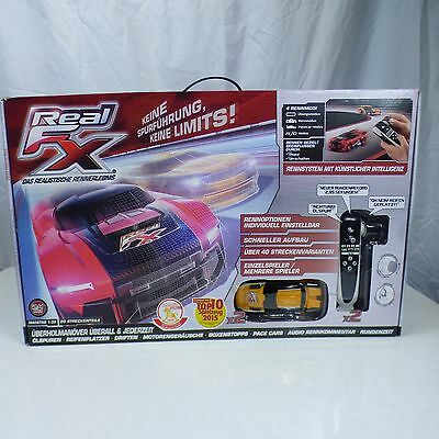 Real FX Slotless Racing EX DISPLAY EX DEMO 1X CAR ON ONLY
