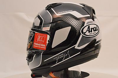 Arai Defiant Character Black Full Face Motorcycle Helmet Small Open Box Sale