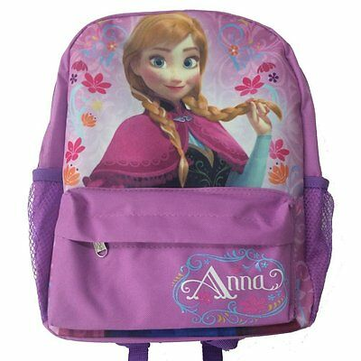Loungefly Disney Princess Frozen Backpack Stained Glass Slouch Bookbag Elsa NWT
