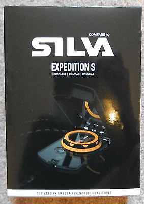 Silva Expedition S Compass New Upgraded version BRAND NEW IN BOX