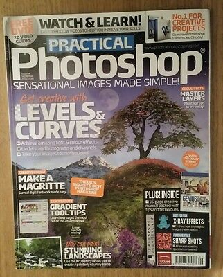 Practical Photography Magazine Issue 4 September 2011. No CD.