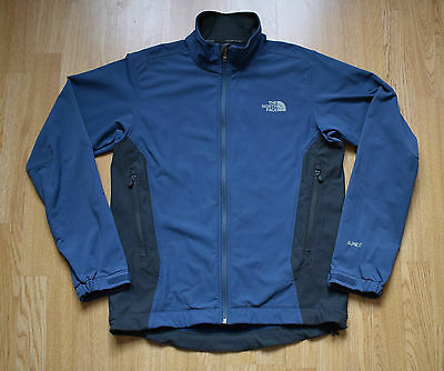 NORTH FACE APEX Outdoor Hiking Trekking Men's Stretch Soft Shell Jacket Sz M