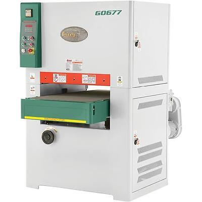 """24"""" 15hp 3phase Grizzly Planer/Sander G0677"""