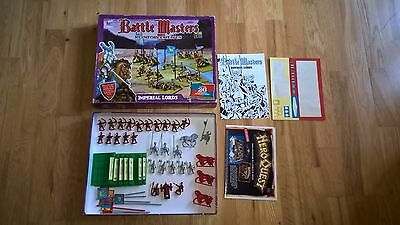 Battle Masters Imperial Lords Games workshop RARE New & Unpainted complete MB