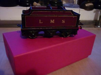 HORNBY O GAUGE No2 SPECIAL TENDER BOXED