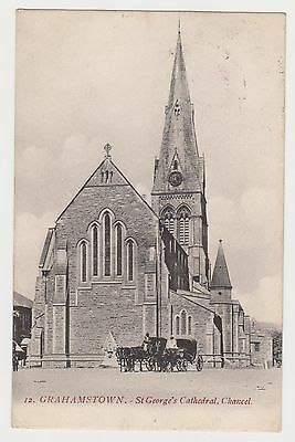 Grahamstown , St Georges Cathedral , Chancel (PU)