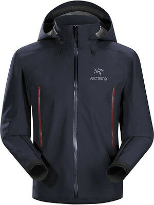 Men's Arc'teryx  Beta AR Gore-Tex Pro Jacket (Admiral XL) RRP £430.00