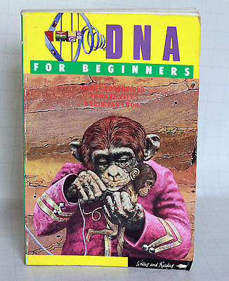 DNA for Beginners Borin Van Loon, Edward Ziff, Israel Rosenfield Paperback RARE