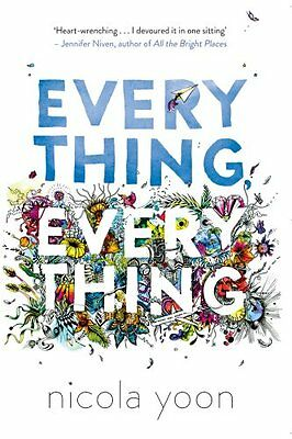 Everything, Everything By Nicola Yoon Perfect Paperback Fast Post 9780552574235