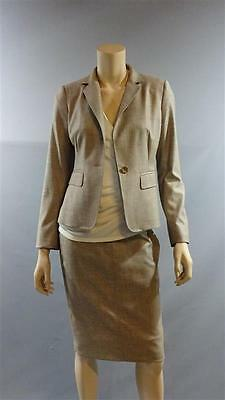 Homeland Jessica Brody Morena Baccarin Production Worn Max Mara Suit & Shirt