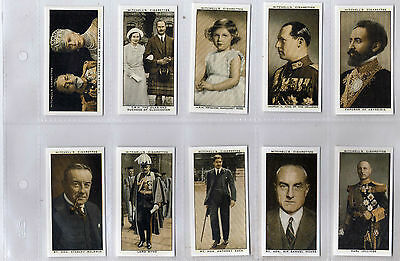Mitchell - A Gallery of 1935 - Repro - Full Set in Sleeves (S)