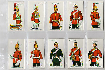Ogden - Soldiers of the King - Repro - Full Set in Sleeves (S)