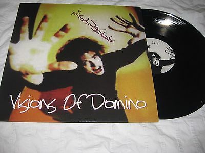 The Cure Visions Of Domino Live UK RP LP New Unplayed