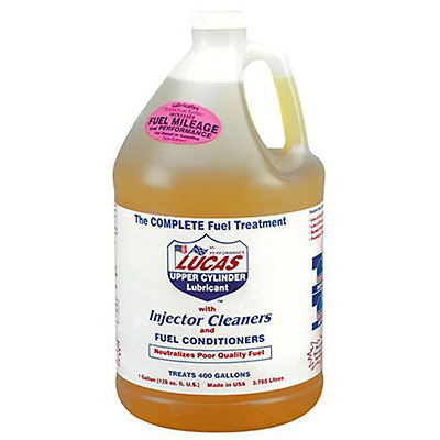 Lucas 10013 Fuel Treatment, 1-Gallon