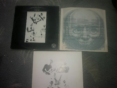 """GENTLE GIANT """"in a glass house """"  original french pressing rare rock progressif"""