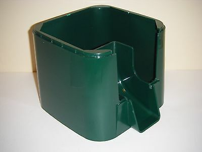 Silent Sales Force Inc Gumball Vending Machine Parts - Green Housing Body