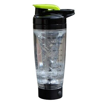 Blender Bottle Shaker Automation  Electric 600ml Automatic Movement Outdoor Tour