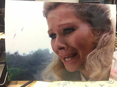 UFO Girl Strakers ex wife Suzanne Neve 7 x 5 colour Photo Gerry Anderson 13