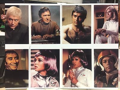 UFO Characters 7 x 5 Photo Gerry Anderson