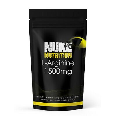 PRE WORKOUT 30 SERVINGS - NITRIC OXIDE PUMP L-ARGININE - EXTREMELY STRONG 1200mg