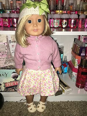 """Kit Kittredge American Girl Doll 18"""" with Meet Outfit"""