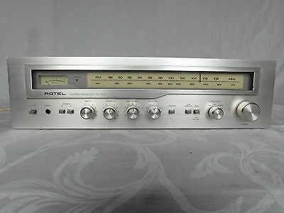 Rotel RX-303 Vintage Stereo Receiver - Very Good Condition & Sounds Great