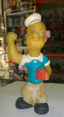 popeye vintage rubber doll made in argentina
