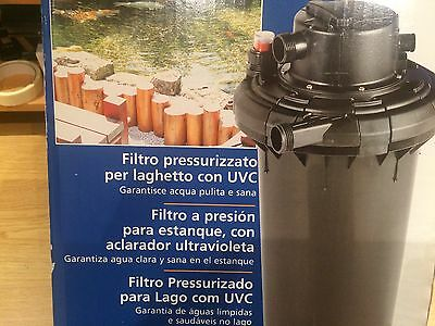Hozelock Cyprio Bioforce 4500 UVC pond filter
