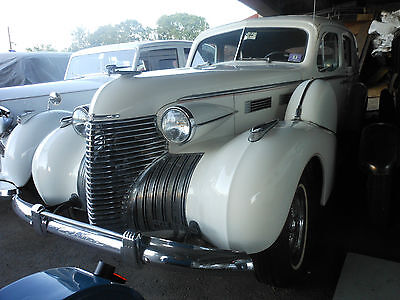 1940 Cadillac Fleetwood Limo style Cadillac 1940 Series 75 Body Style 7539 Fleetwood Town Sedan 51 made as a Limo**