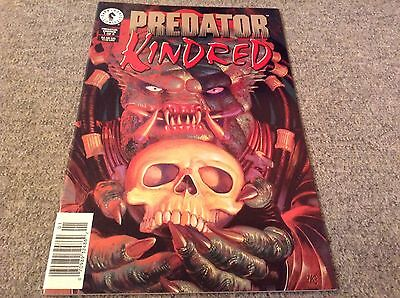 Predator Kindred Issue #1 Dark Horse Comics