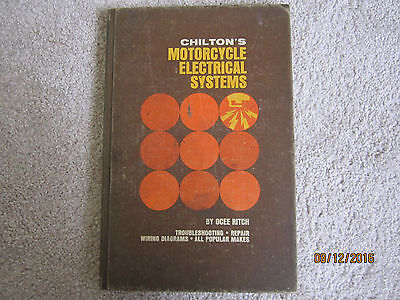 Chiltons Motorcycle Electrical Systems Manual