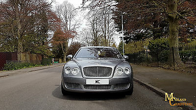 Bentley Flying Spur Chauffeur Car Hire for 3Hours, Weddings, Registry, Reception