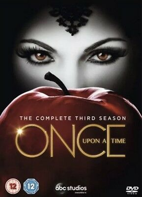 Once Upon A Time SEASON 3 DVD NEW 2016 Region 2