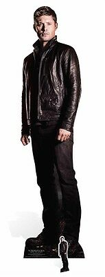 Dean Winchester from Supernatural Lifesize and Mini Cardboard Cutout Ackles