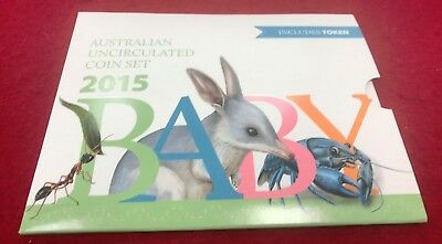 2015 Uncirculated Baby Mint Coin Set - Royal Australian Mint