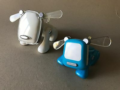 Pair Of Sega Idog Dancing Robot Dogs - Hasbro - Looking For Their Forever Home!