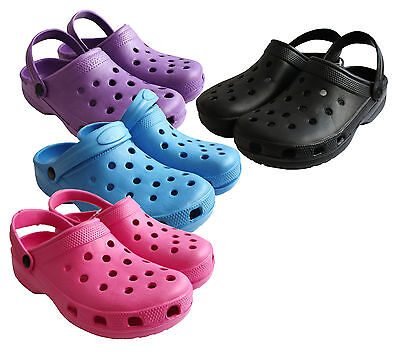 Women Slip on Outdoor Indoor House Clog Slippers Shoes Sandals Beaches Fishing