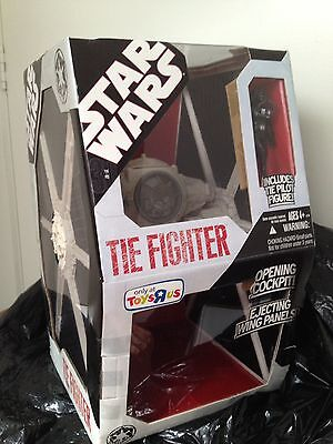star wars tie fighter 2008 Toys R Us Exclusive